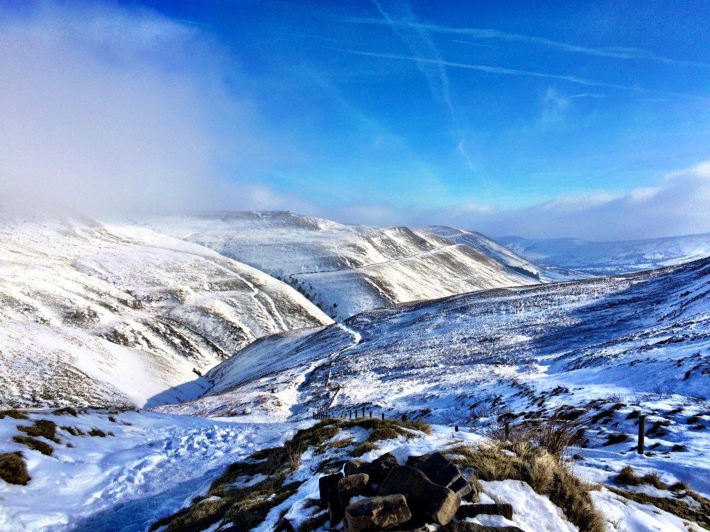 Peak District Winter