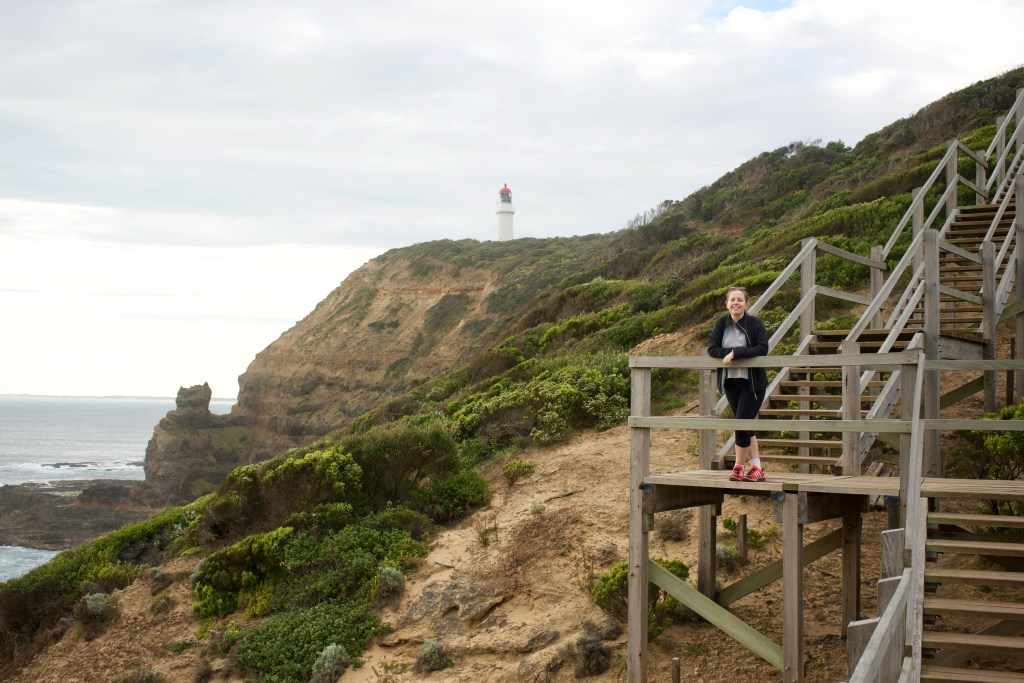 Schanck Lighthouse and Walk