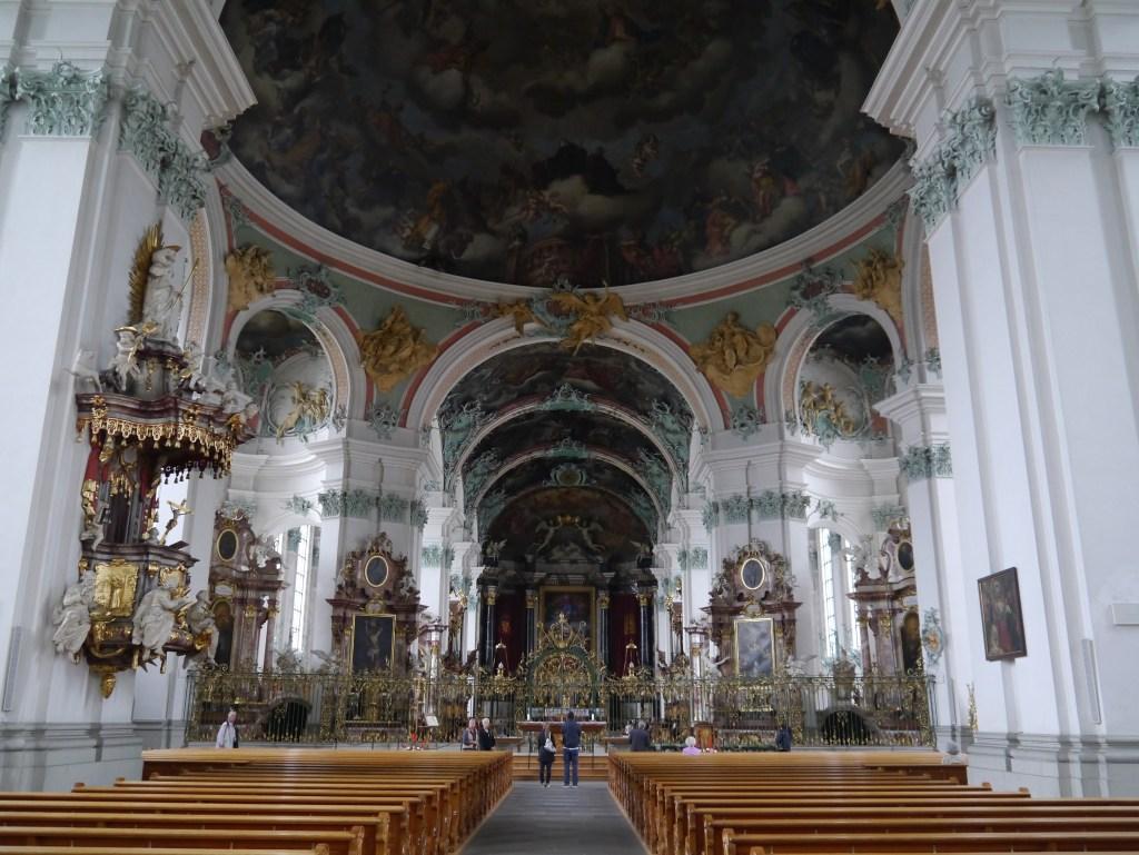 St Gallen Cathedral
