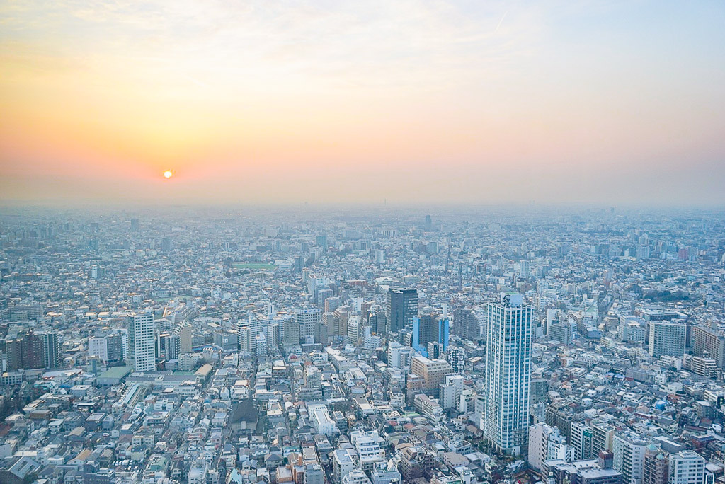 Tokyo, Japan: Hustle, Bustle, and Bright Lights