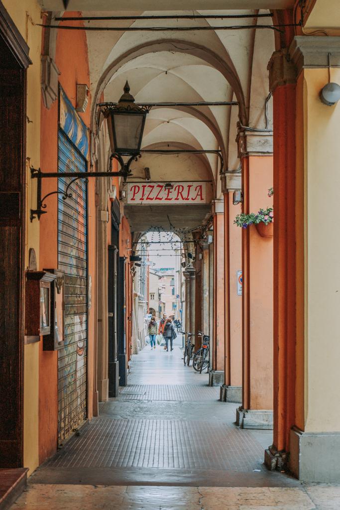 Bologna Portico
