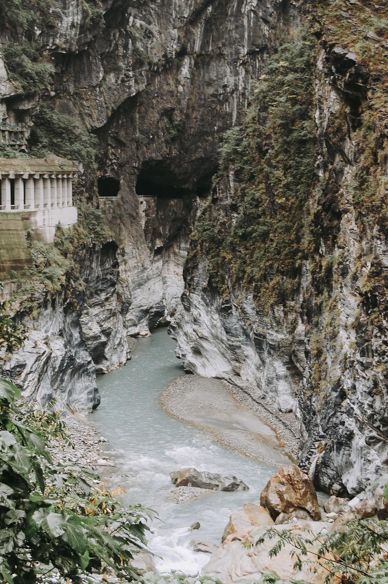 Swallow Grotto Taroko National Park
