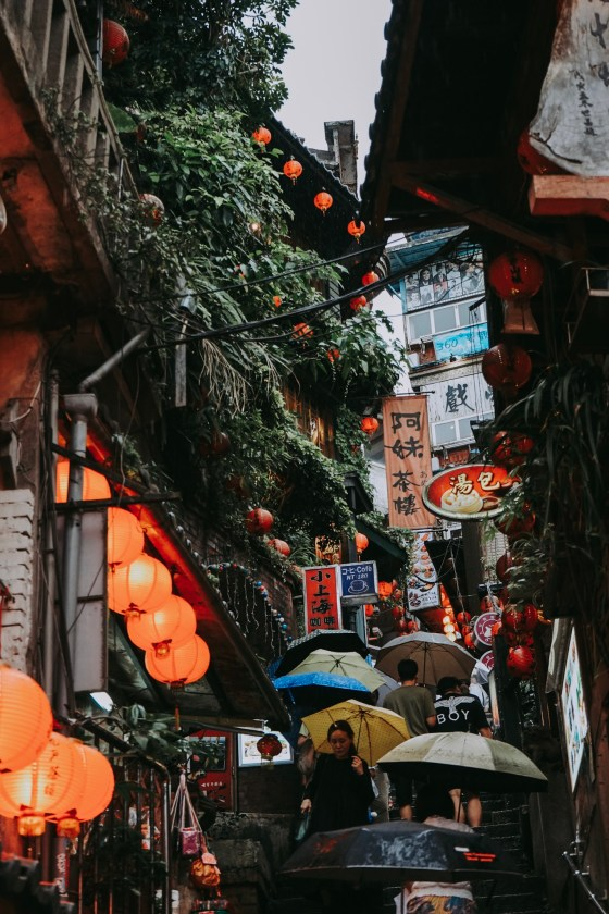 Jiufen Travel Guide