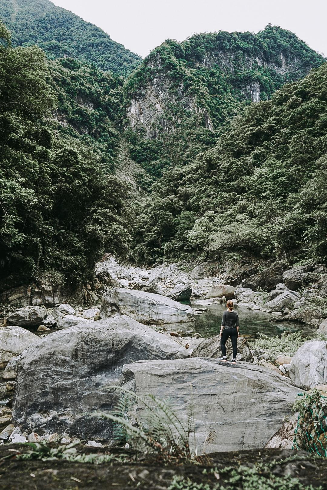 Shakandang Trail Taroko National Park