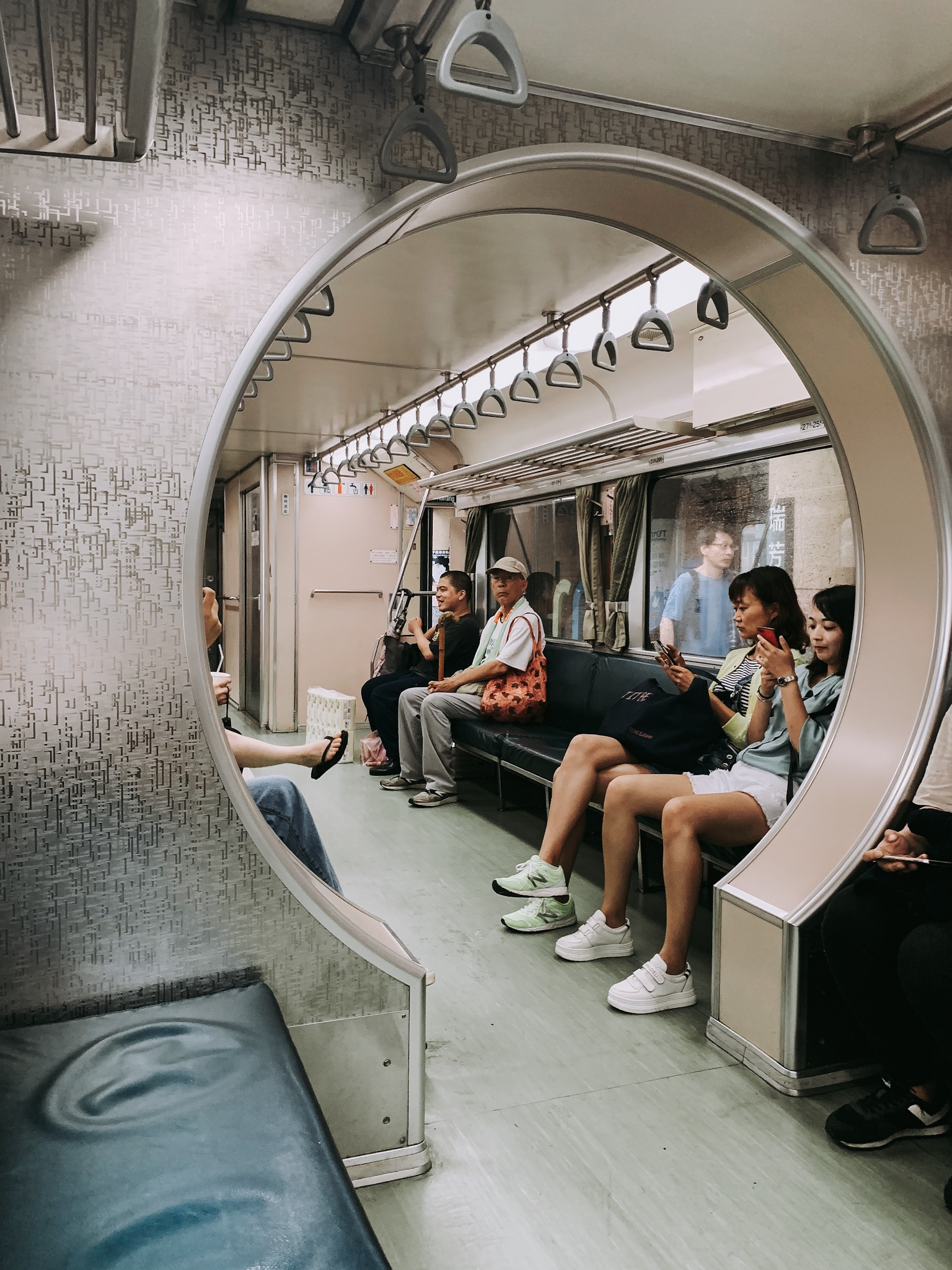 Train to Shifen