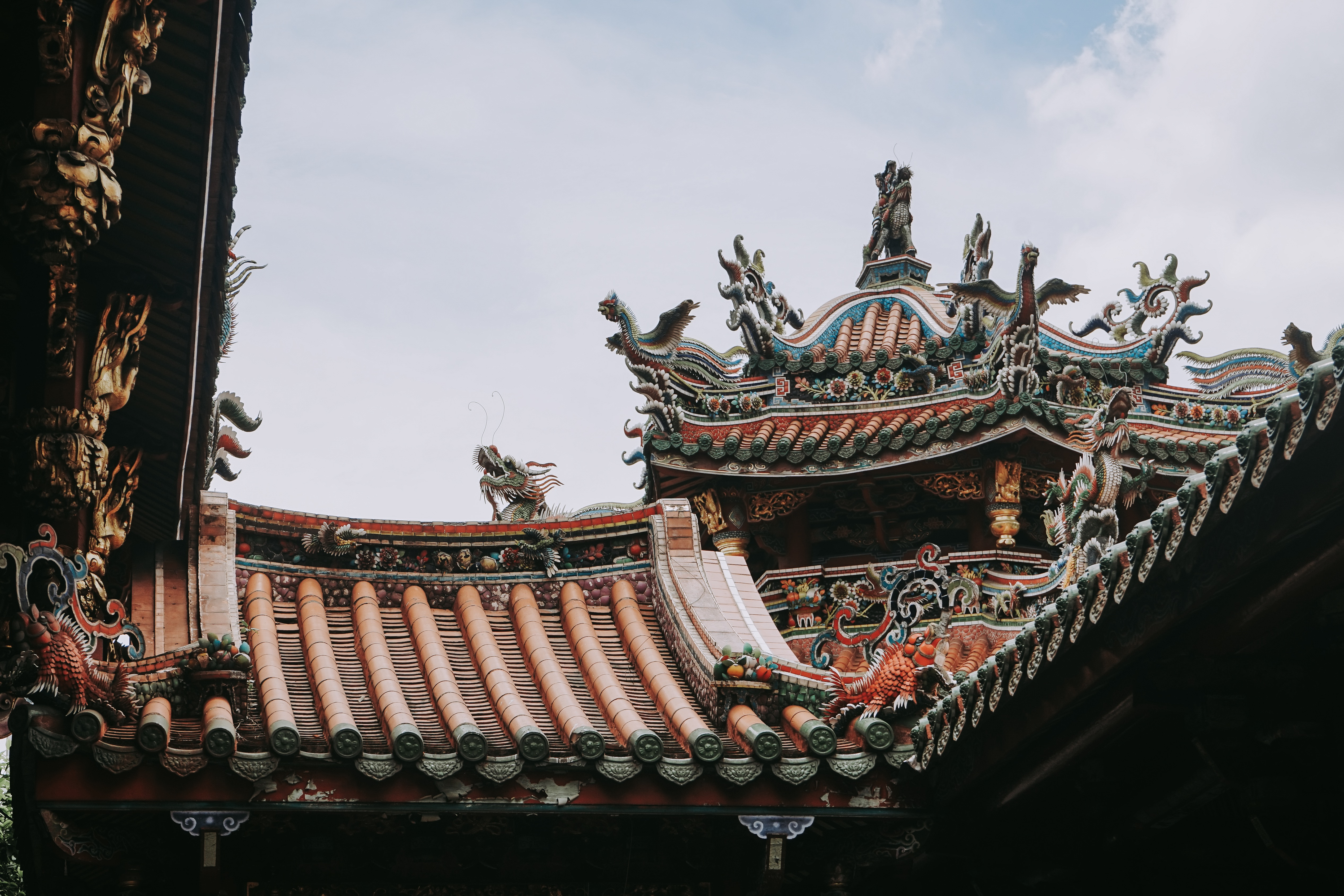Longshan Temple Things To Do In Taipei