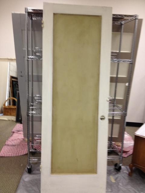 Painting (Ye Old) Paneled Doors