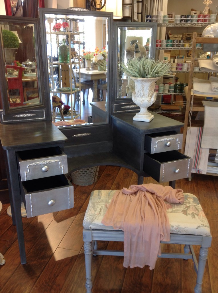 Another Antique Vanity and More News!