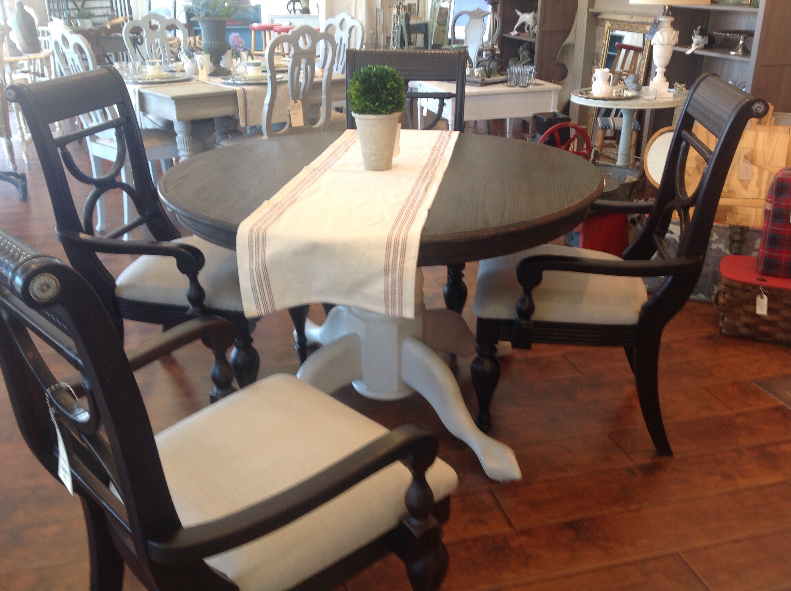 Dining Room Table and Chair Sale The Treasured Home