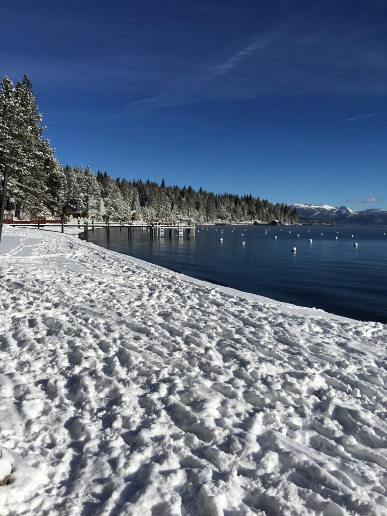 Lake Tahoe 12-25-16