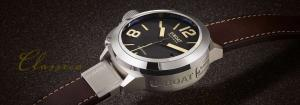 U-Boat have continuously produced some outstanding timepieces, becoming a figure head in the timepiece world.