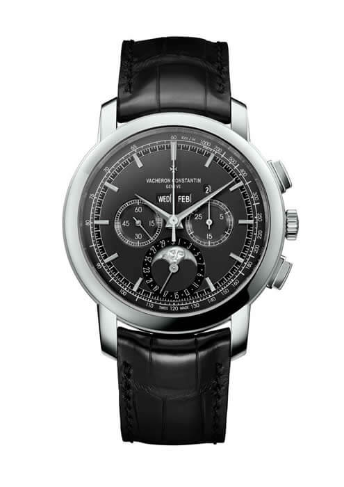 Traditionnelle Chronograph Perpetual Calendar