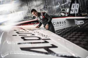 Team Partner at the Red Bull Air Race World Championship