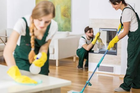 Hiring Professional Cleaners – Better than Janitors