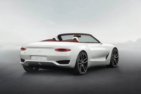 North American Debuts for Three New Models at Monterey Auto Week