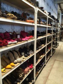 Shoes, shoes, shoes...