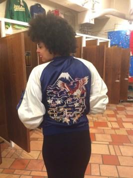 japanese tour jacket