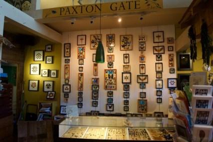 paxton gate