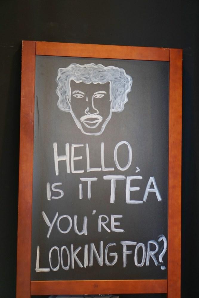 t's tea
