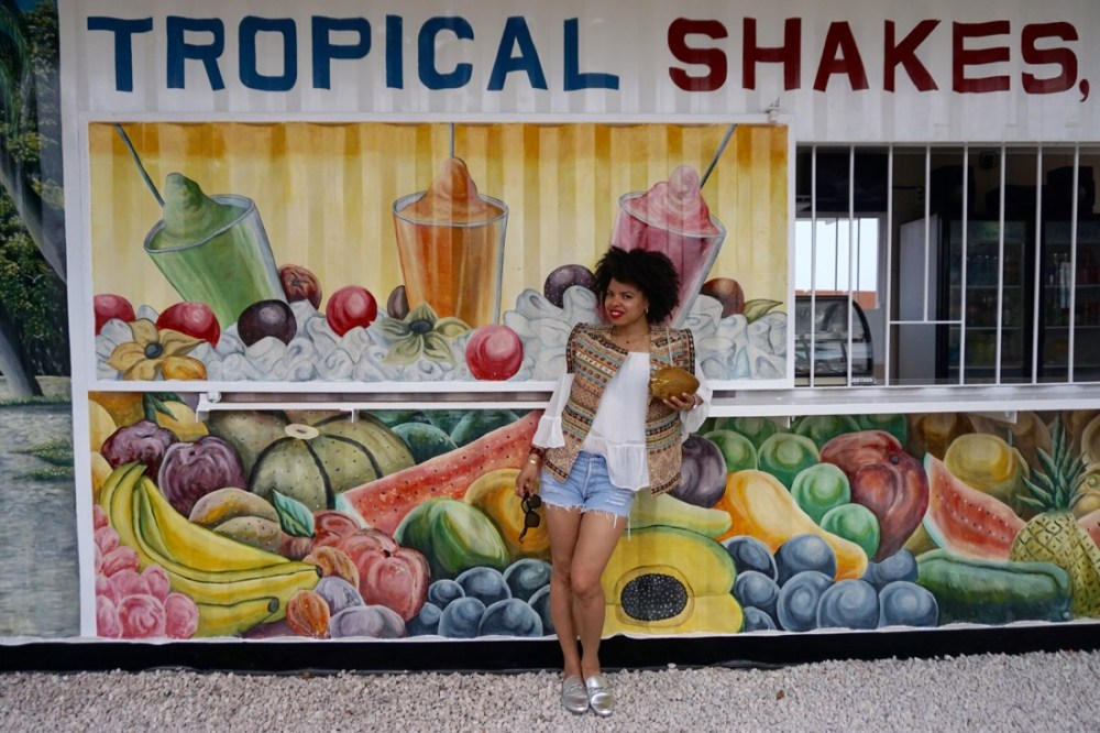 tropical shakes