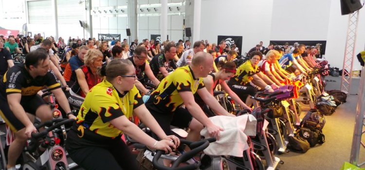 The fitness trends of tomorrow: FIBO 2013 – Galerie foto