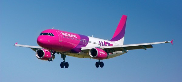 Wizz air Airbus 320-200