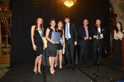 Retail Agency of the Year- Jones Lang LaSalle (Andrei Vacaru and Carmen Ravon)