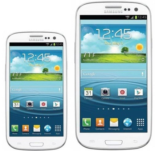 Samsung Galaxy S4 si S4 Mini