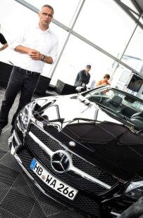 Mercedes-Benz Roadshow - prezentare interactiva 2