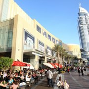 Travel trends: shopping la Dubai