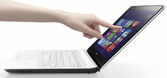 Sony VAIO Fit, 2 noi design-uri și funcție one-touch prin NFC