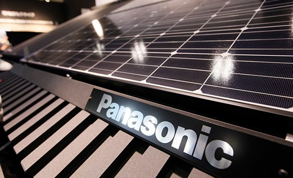 Panasonic solar panels, chosen by the German Federal Environment Agency for its new office