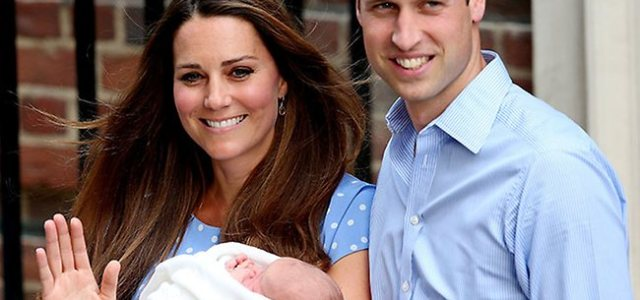 Congratulations, it's a (royal) boy!