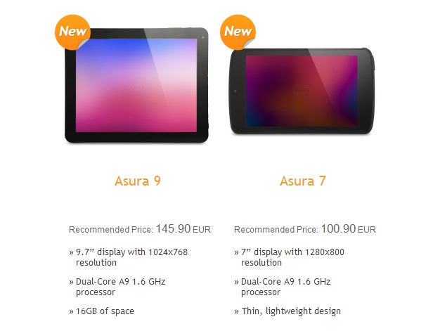 asura tablet