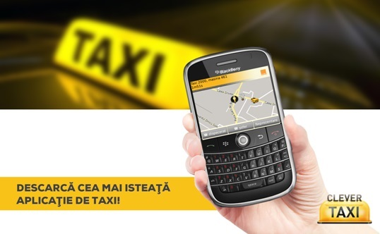 clever taxi app