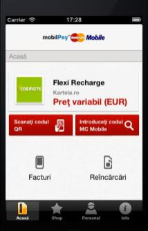 COSMOTE mobilPay MasterCard Mobile 2