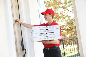 Pizza-Delivery
