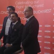 easyJet's new services take-off from Bucharest to London Gatwick