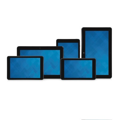 Dell Venue 7, 8, 8 Pro, 11 Pro, and 11i Pro Tablets