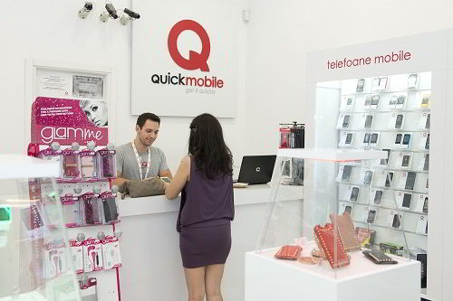 Showroom QuickMobile