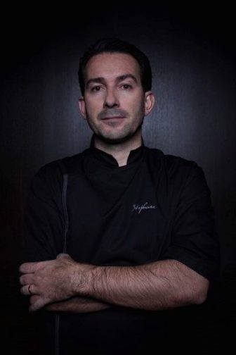 Stephane Simond, Executive Chef