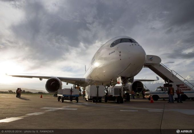 A350_XWB_in_Bolivia_for_high_altitude_testing_4