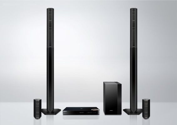 CES HT-H7730WM Blu-ray Home Entertainment System