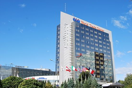 Poza World Trade Center Bucuresti