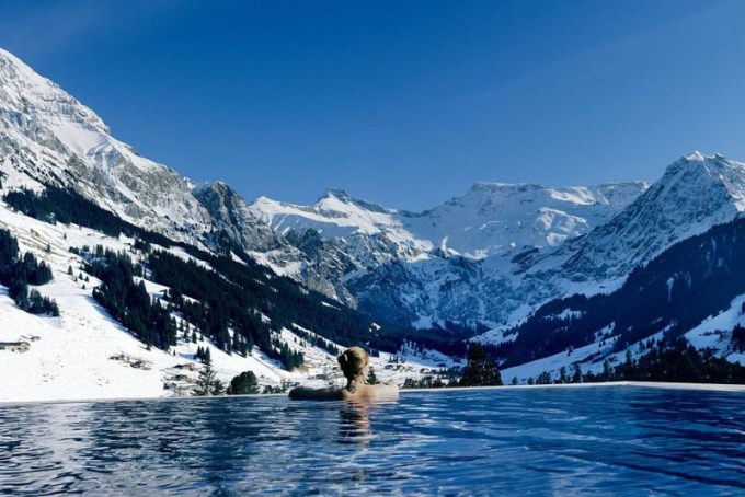 15. The Cambrian Hotel, Adelboden, Switzerland