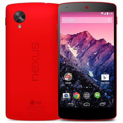Nexus5 RED
