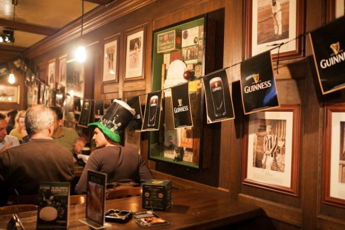 Guinness - St Patrick's Day - 2014 (2)