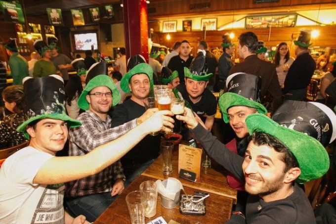 Guinness - St Patrick's Day - 2014 (4)