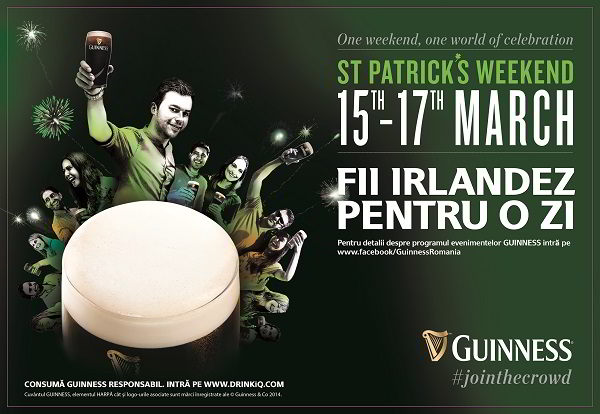 Guinness - St Patrick's Day 2014