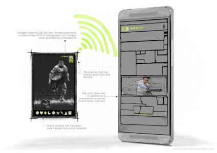 HTC The Future of Football Sketch 1